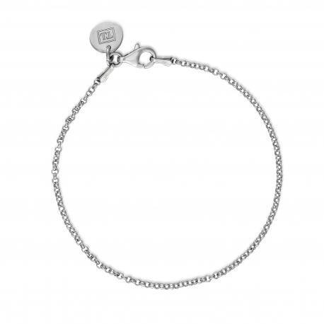 Basic Armband mini - Silber