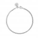 Basic Armband midi - Silber