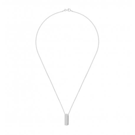 Yael Anders x Tenebris Jewelry: Kette mit Anhänger - Silber