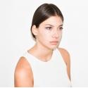 Yael Anders x Tenebris: Statement earrings - rosegold
