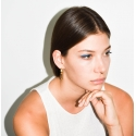 Yael Anders x Tenebris Jewelry: Statement Ohrringe - Silber