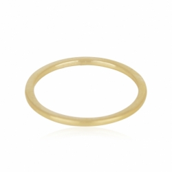 MINIMALISTIC, FILIGREE RING - GOLD