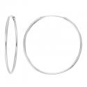 Creolen 10mm, 17.5mm, 20mm, 25mm, 30mm - Silber